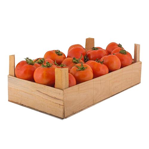 طماطم اردني صندوق 7كجم تقريبا
